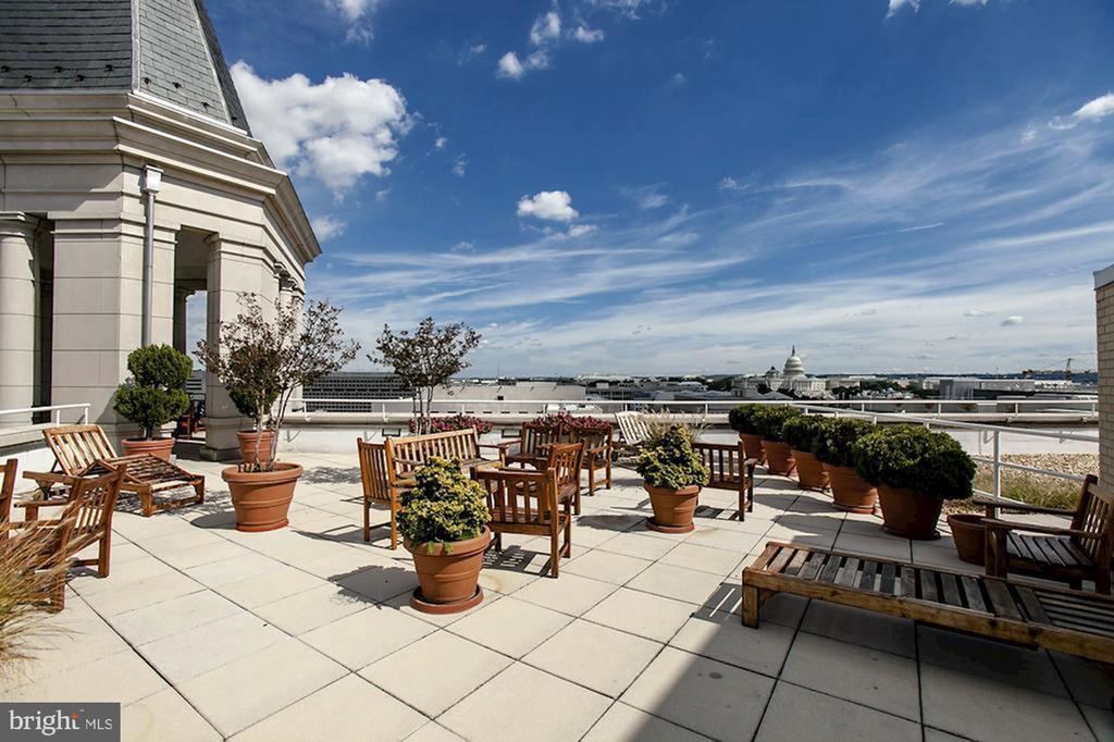 Roof Top Terrace - 601 PENNSYLVANIA AVE NW #211, WASHINGTON