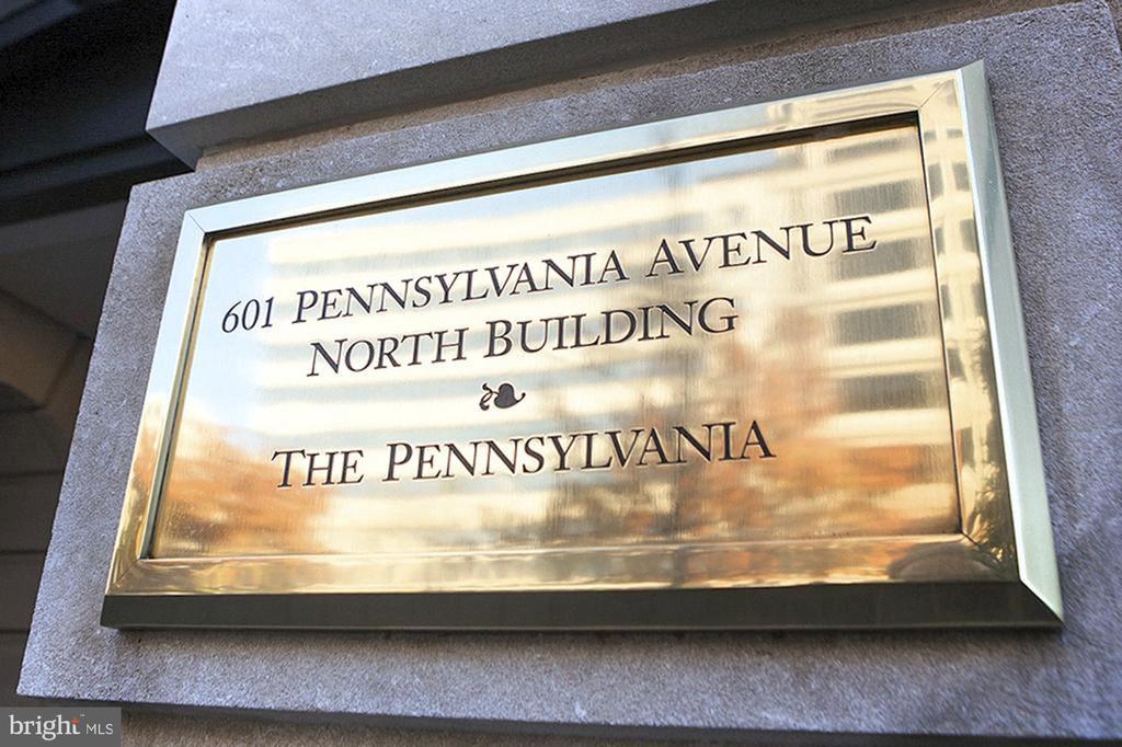 The Pennsylvania - 601 PENNSYLVANIA AVE NW #211, WASHINGTON