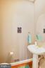 Second Level Half Bath - 308 S PAYNE ST, ALEXANDRIA