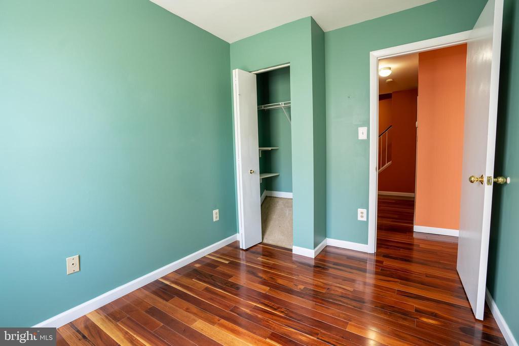 Tigerwood Floors in Bedrooms! - 13920 HIGHSTREAM PL #693, GERMANTOWN