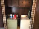 Laundry area - 3417 DAHLIA LN, MIDDLE RIVER
