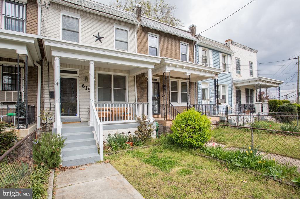 Small town feel in a large city - 618 EVARTS ST NE, WASHINGTON