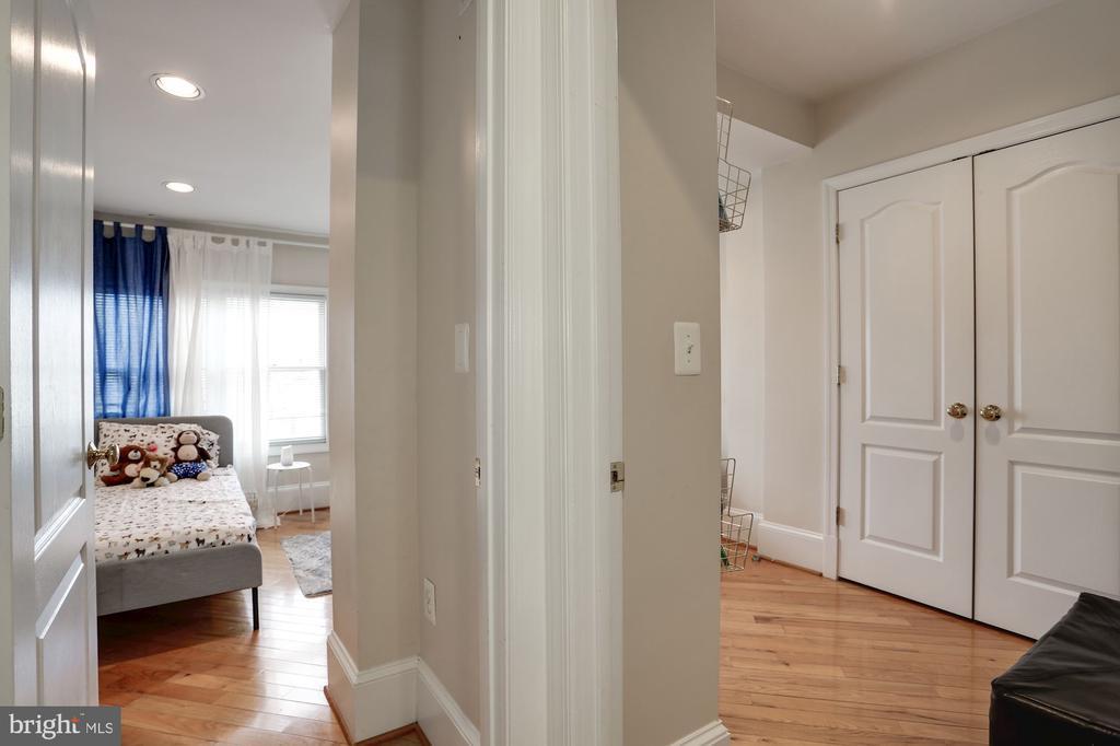 Second Bedroom - 618 EVARTS ST NE, WASHINGTON