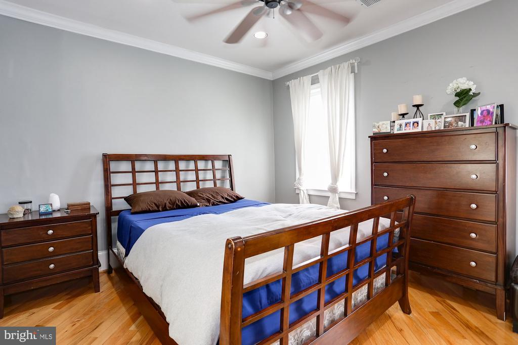 Master Bedroom on Second Floor - 618 EVARTS ST NE, WASHINGTON