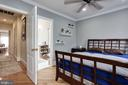 Master Bedroom - 618 EVARTS ST NE, WASHINGTON