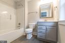 2nd full upper bath private to bedroom 2 - 3012 (LOT 3) THURSTON RD., FREDERICK