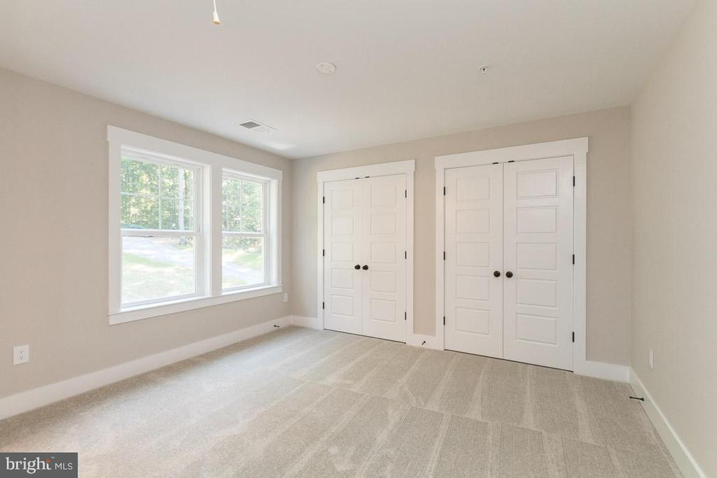 Lots of storage in each bedroom. - 3012 (LOT 3) THURSTON RD., FREDERICK