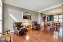 Living Room - 20240 MCNAMARA RD, POOLESVILLE