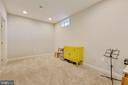 Additional room in lower level - 20240 MCNAMARA RD, POOLESVILLE
