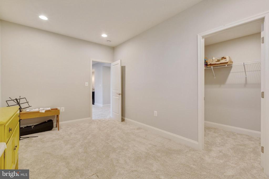 Den/ Study with closet space - 20240 MCNAMARA RD, POOLESVILLE