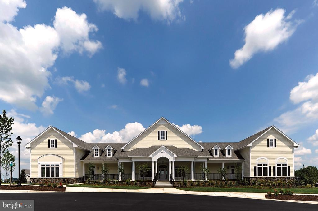 Loudoun Valley Club House - 23695 HOPEWELL MANOR TER, ASHBURN