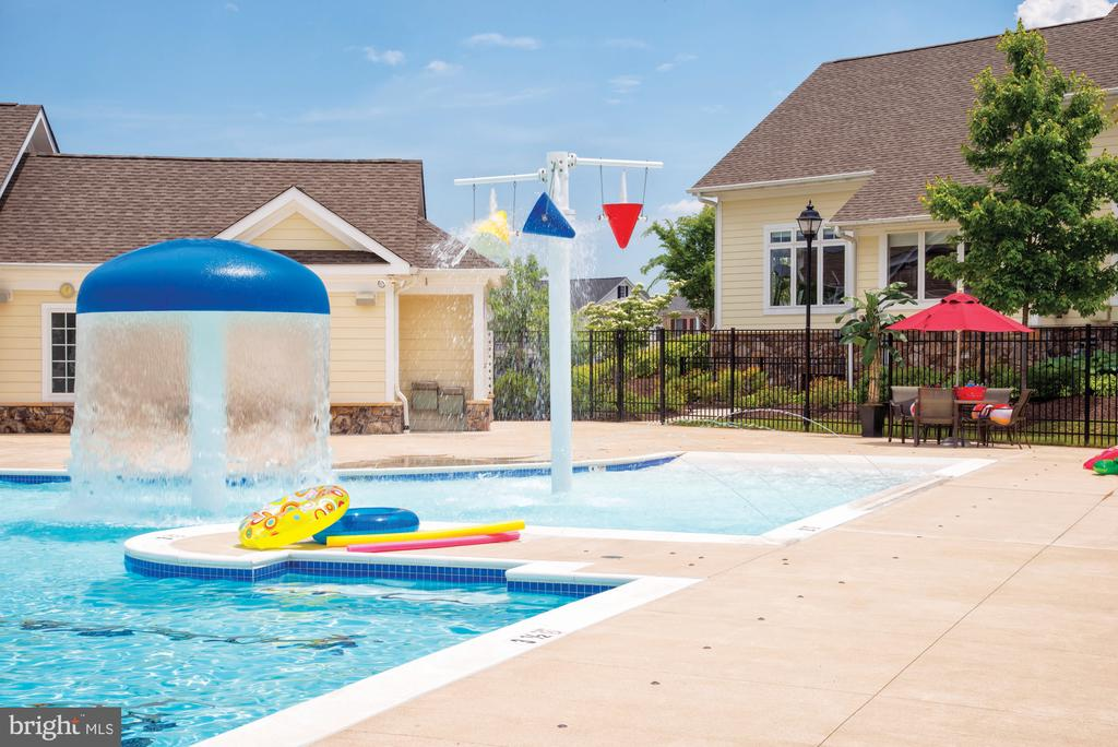 Loudoun Valley Pool - 23695 HOPEWELL MANOR TER, ASHBURN