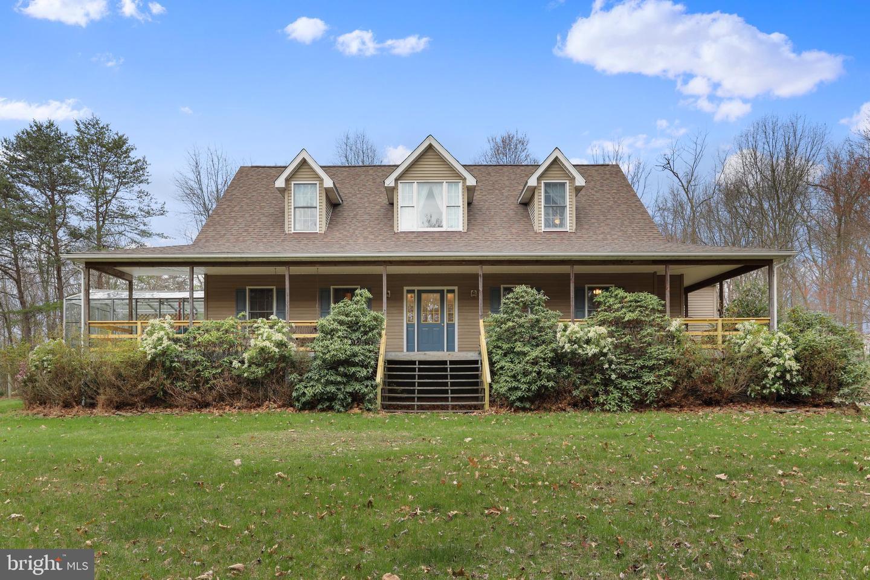 Single Family Homes voor Verkoop op Berkeley Springs, West Virginia 25411 Verenigde Staten