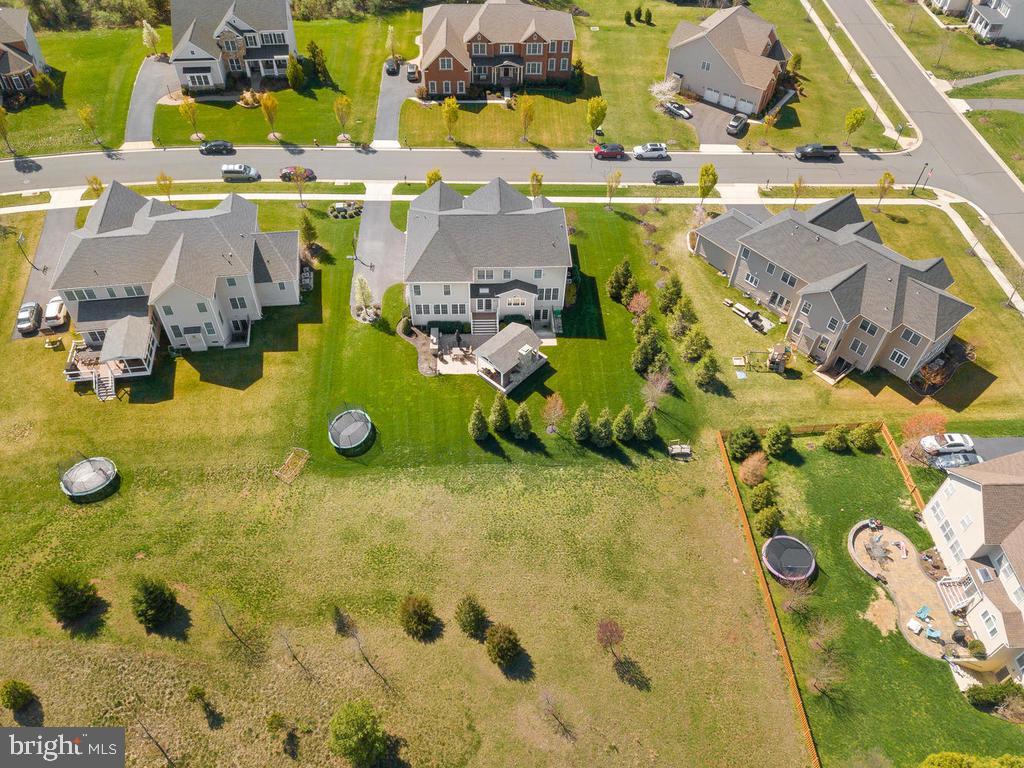 Lots of Space behind the home! - 41488 DEER POINT CT, ALDIE