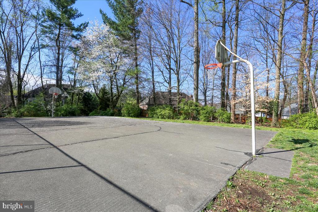 Merrimac Park Basketball Court - 6308 MOUNTAIN BRANCH CT, BETHESDA