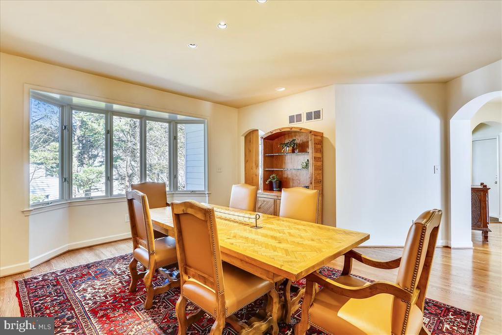Dining Room - 6308 MOUNTAIN BRANCH CT, BETHESDA