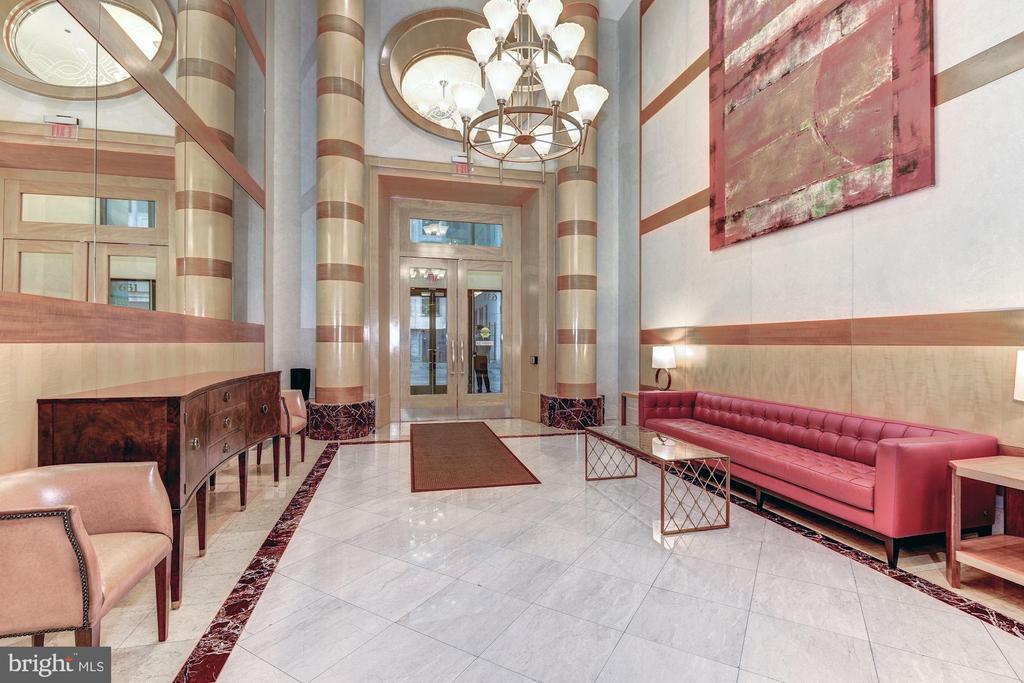 Main lobby - 631 D ST NW #726, WASHINGTON