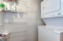 Pantry/ Laundry room - 631 D ST NW #726, WASHINGTON