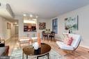 Livingroom - 631 D ST NW #726, WASHINGTON