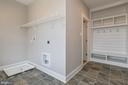 Laundry and mud room. - 7142 MASTERS RD, NEW MARKET