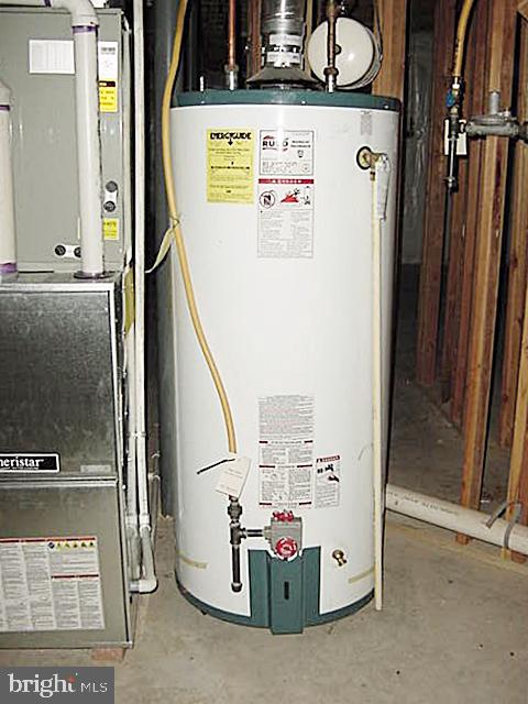 75-gallon Hot Water Heater, 9' Ceilings - 20137 BLACKWOLF RUN PL, ASHBURN