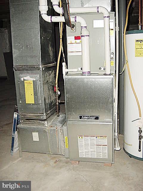 New (2019) HVAC Gas Furnace-Air Handler - 20137 BLACKWOLF RUN PL, ASHBURN