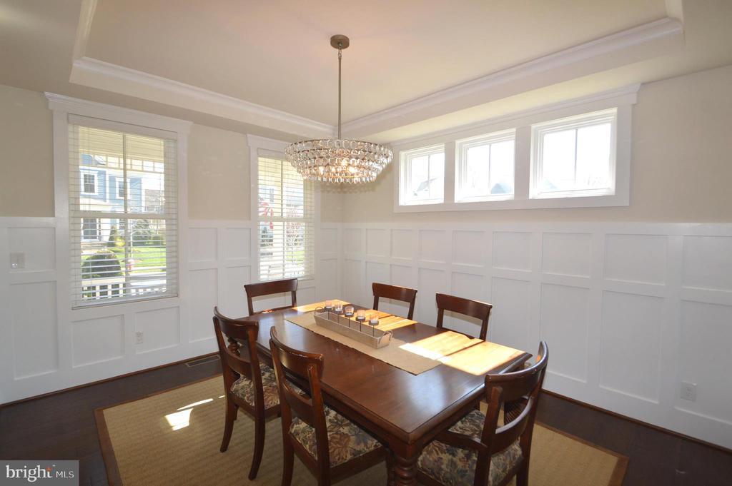 Dining Room - 41121 ROCKY BOULDER CT, ALDIE