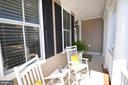 Front Porch - 41121 ROCKY BOULDER CT, ALDIE
