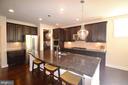 Kitchen - 41121 ROCKY BOULDER CT, ALDIE