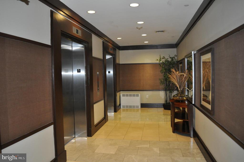Accessible Elevator - 38 MARYLAND AVE #501, ROCKVILLE