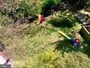 Expansive backyard! - 7411 RIDGEWOOD AVE, CHEVY CHASE
