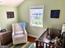 Secondary bedroom - 7411 RIDGEWOOD AVE, CHEVY CHASE