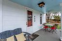 Fabulous lemonade sippin' porch - 900 N FREDERICK ST, ARLINGTON