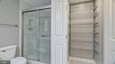 Master Bath and Closet - 3650 S GLEBE RD #651, ARLINGTON
