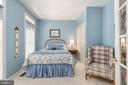 MAIN FLOOR BEDROOM WITH FULL BATH - 6 TOREY CT, STAFFORD