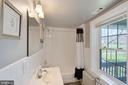 Upper Level Bathroom - 9583 OPOSSUMTOWN PIKE, FREDERICK