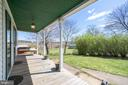 Front Porch View - 9583 OPOSSUMTOWN PIKE, FREDERICK