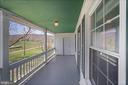 Upper Balcony - 9583 OPOSSUMTOWN PIKE, FREDERICK