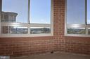 Enclosed balcony isn't included in unit's 728 sqft - 2151 JAMIESON AVE #1903, ALEXANDRIA