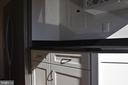 Kitchen with granite counters and SS appliances - 2151 JAMIESON AVE #1903, ALEXANDRIA