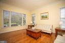 Living room - 2801 GIBSON OAKS DR, OAK HILL