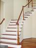 Spiral Hardwood Staircase - 20137 BLACKWOLF RUN PL, ASHBURN