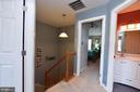 Upper level hallway - 191 CONNERY TER SW, LEESBURG