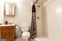 Basement Full Bathroom! - 9648 SAYBROOKE DR, BRISTOW