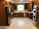 New quartz tops & floor - 4917 MUSSETTER RD, IJAMSVILLE