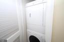 2nd level w-d in hallway - 1830 JEFFERSON PL NW #8, WASHINGTON