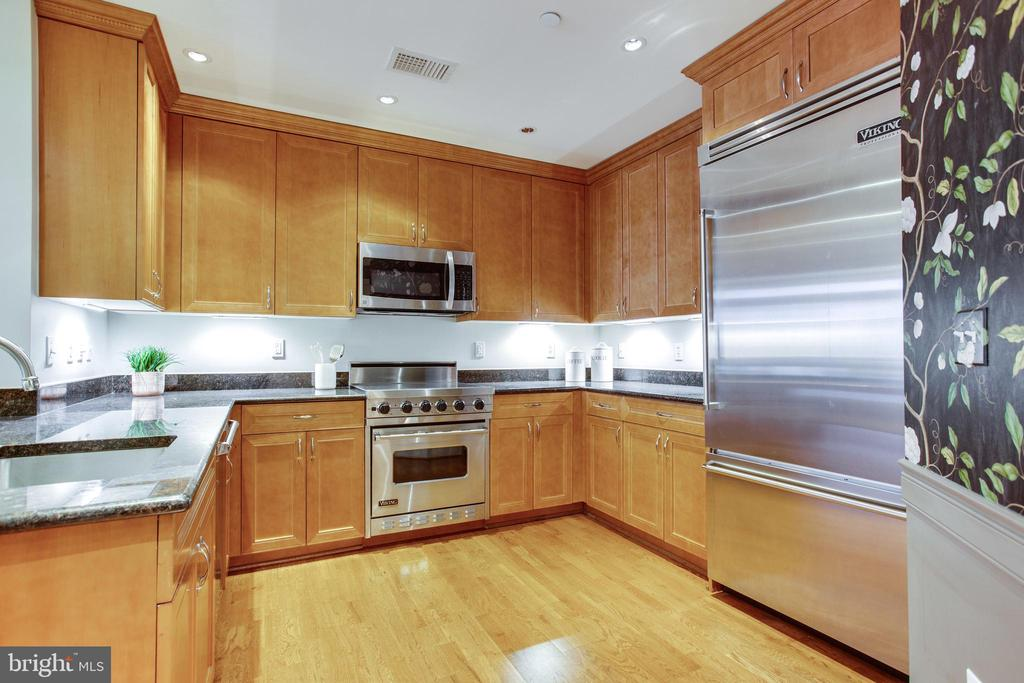 Chef's kitchen-2 - 1830 JEFFERSON PL NW #8, WASHINGTON