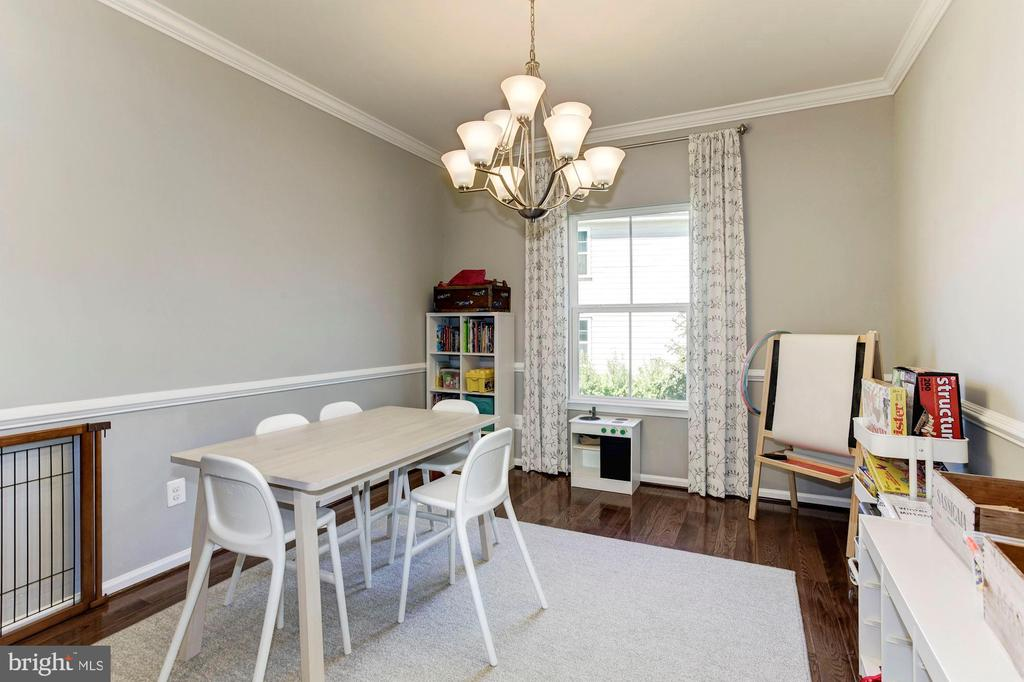 Formal LR or DR Room - Used as Play Room - 2308 SWEET PEPPERBRUSH LOOP, DUMFRIES