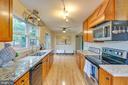 Beautiful kitchen - 7163 MASTERS RD, NEW MARKET