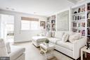 Upper Level - Sitting Room - 3017 P ST NW, WASHINGTON
